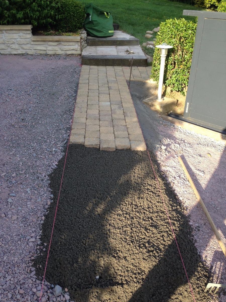 terrassement, aménagement extérieur